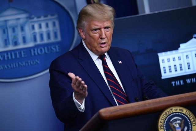 Ông Trump lần đầu lên tiếng về nghi án chính khách Nga bị đầu độc - 1
