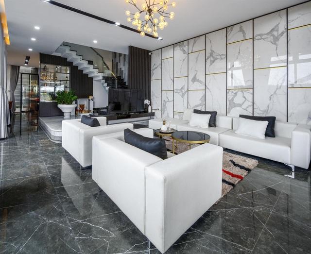 Mua mảnh đất 180m2, vợ chồng Việt làm nhà đẹp như resort ai cũng khen - 5