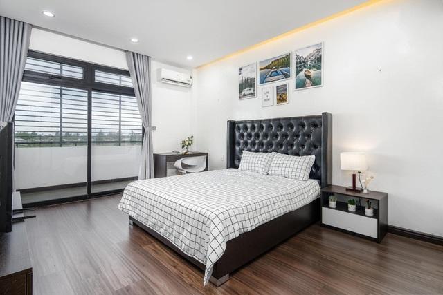 Mua mảnh đất 180m2, vợ chồng Việt làm nhà đẹp như resort ai cũng khen - 12