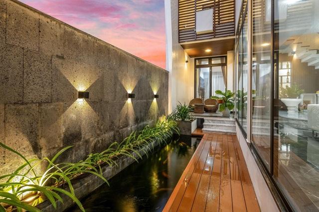 Mua mảnh đất 180m2, vợ chồng Việt làm nhà đẹp như resort ai cũng khen - 16