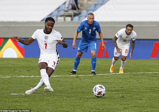 Tuyển Anh thắng Iceland nhờ quả phạt đền ở phút bù giờ - 2