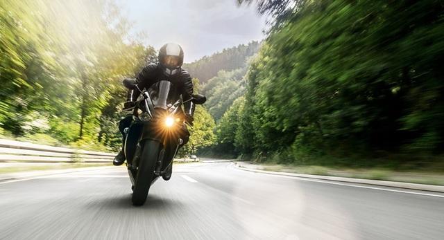 Ý tưởng mới về công nghệ hỗ trợ an toàn cho người đi xe máy - 3