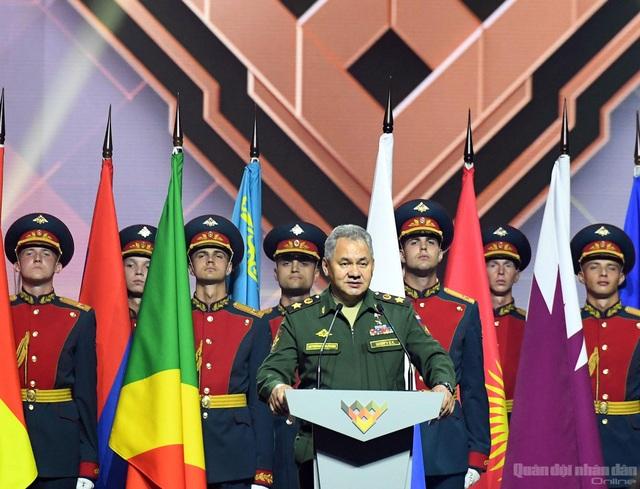 Đoàn Quân đội nhân dân Việt Nam vượt mục tiêu đề ra tại Army Games 2020 - 1