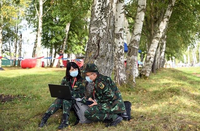 Đoàn Quân đội nhân dân Việt Nam vượt mục tiêu đề ra tại Army Games 2020 - 10