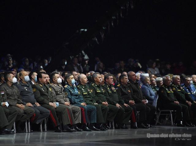 Đoàn Quân đội nhân dân Việt Nam vượt mục tiêu đề ra tại Army Games 2020 - 2