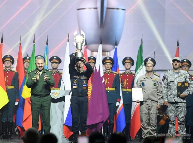 Đoàn Quân đội nhân dân Việt Nam vượt mục tiêu đề ra tại Army Games 2020 - 3