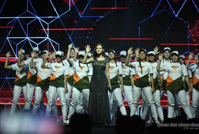 Đoàn Quân đội nhân dân Việt Nam vượt mục tiêu đề ra tại Army Games 2020 - 4