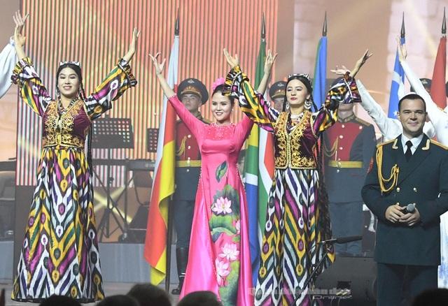 Đoàn Quân đội nhân dân Việt Nam vượt mục tiêu đề ra tại Army Games 2020 - 6
