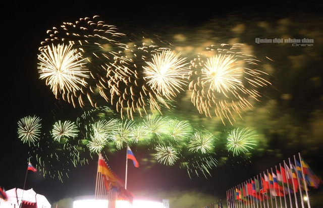 Đoàn Quân đội nhân dân Việt Nam vượt mục tiêu đề ra tại Army Games 2020 - 9