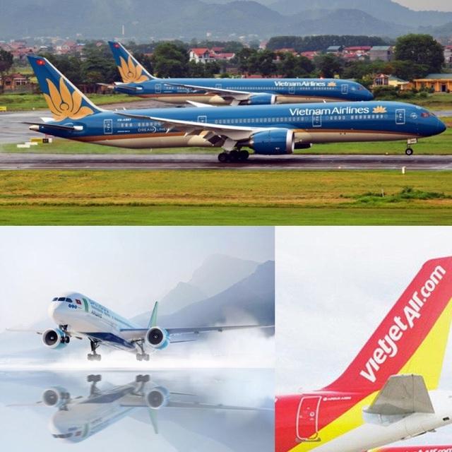 """Việt Nam chính thức """"mở cửa"""" bầu trời, nối lại 6 đường bay quốc tế - 1"""