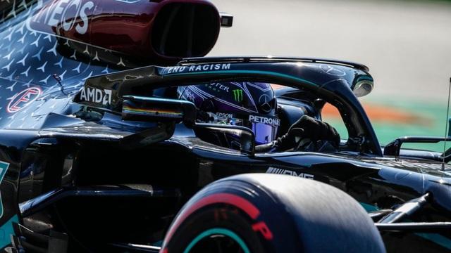 Biến căng ở Monza, F1 đã có một chặng đua đi vào lịch sử - 3