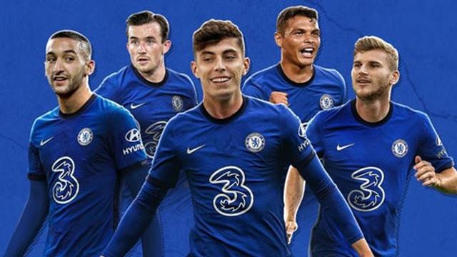Đội hình đủ sức vô địch Premier League của Chelsea - 1