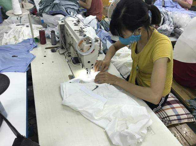 Một DN bị nghi làm giả hàng nghìn sản phẩm Adidas, Nike, Gucci, Lacoste - 1