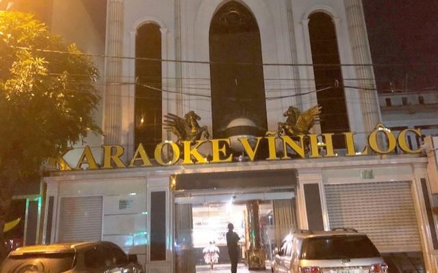 42 người dương tính ma túy trong quán karaoke - 1