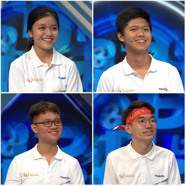 Nam sinh Hà Nội giành vé vào cuộc thi Quý cuối cùng Olympia 20 - 1