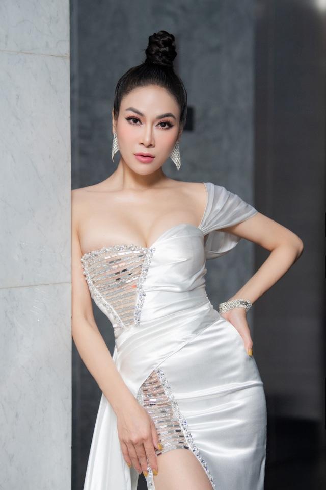 Hoa hậu Áo dài Tuyết Nga tiết lộ bất ngờ về Xuân Bắc, Hồng Diễm - 10