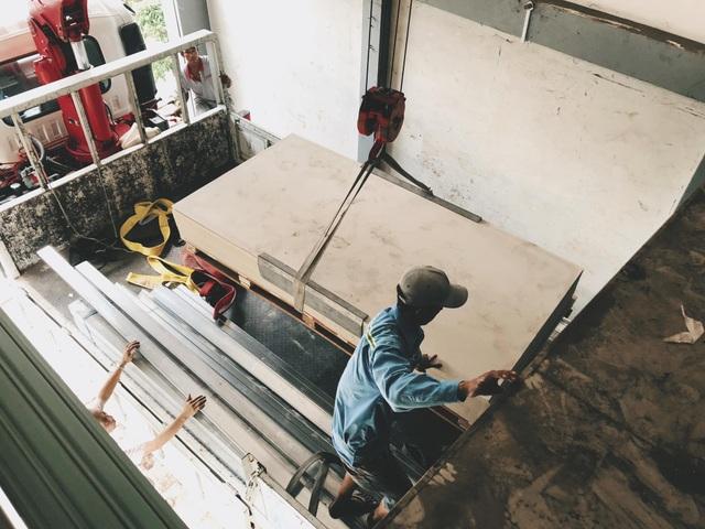 Với 200 triệu đồng ông bố Việt cải tạo nhà kho cũ thành tổ ấm tặng con trai - 1