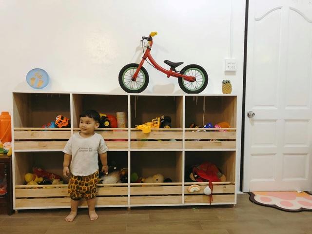 Với 200 triệu đồng ông bố Việt cải tạo nhà kho cũ thành tổ ấm tặng con trai - 8