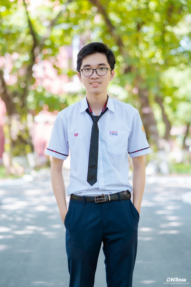 Chàng trai vàng Olympic Sinh học Quốc tế ước mơ thành bác sĩ cứu người - 1