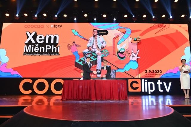 Coocaa lần đầu hợp tác cùng ClipTV ra mắt sản phẩm TV thông minh mới 40S3G - 1