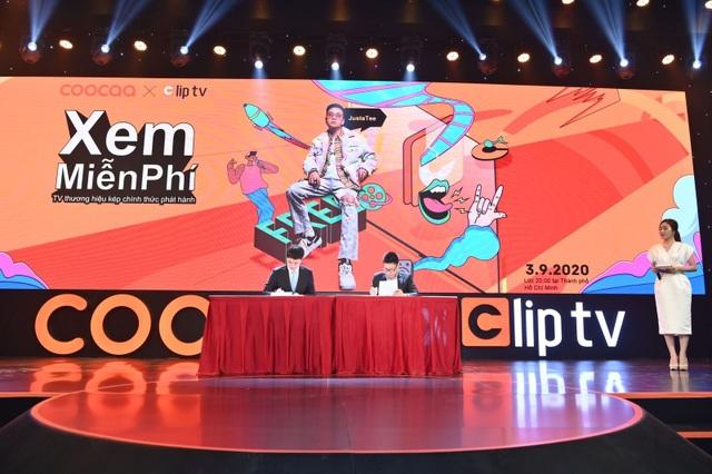 Coocaa lần đầu hợp tác cùng ClipTV ra mắt sản phẩm TV thông minh mới 40S3G - 2
