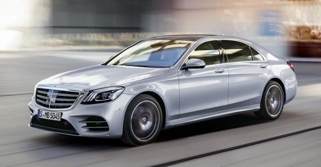 So sánh Mercedes-Benz S-Class 2021 và thế hệ cũ - 3