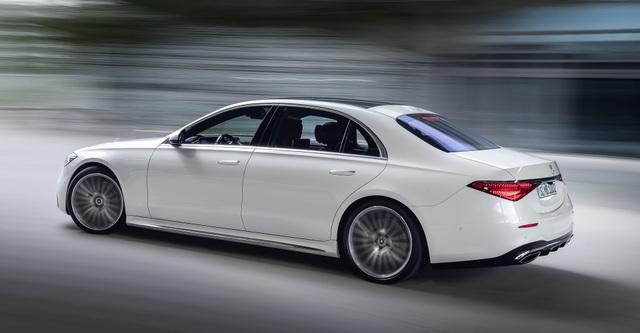 So sánh Mercedes-Benz S-Class 2021 và thế hệ cũ - 4