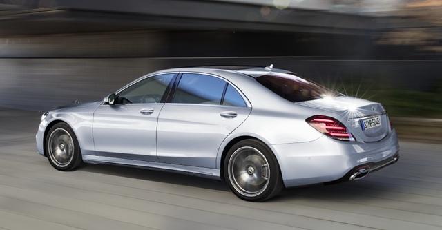 So sánh Mercedes-Benz S-Class 2021 và thế hệ cũ - 5