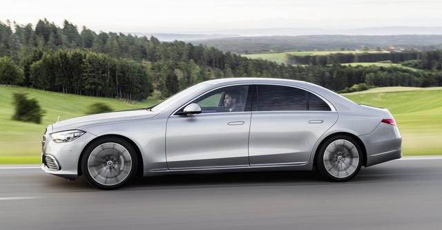 So sánh Mercedes-Benz S-Class 2021 và thế hệ cũ - 12