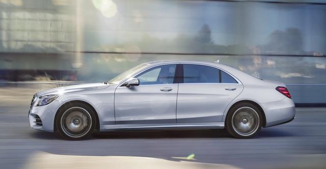 So sánh Mercedes-Benz S-Class 2021 và thế hệ cũ - 13
