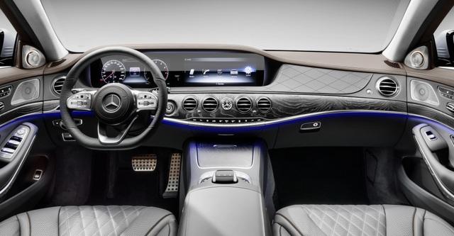 So sánh Mercedes-Benz S-Class 2021 và thế hệ cũ - 17