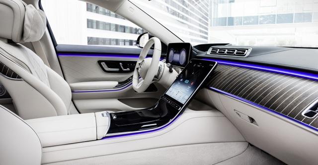 So sánh Mercedes-Benz S-Class 2021 và thế hệ cũ - 14
