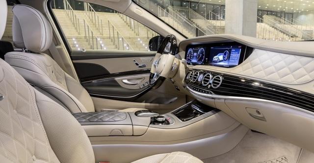 So sánh Mercedes-Benz S-Class 2021 và thế hệ cũ - 15