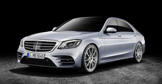 So sánh Mercedes-Benz S-Class 2021 và thế hệ cũ - 7
