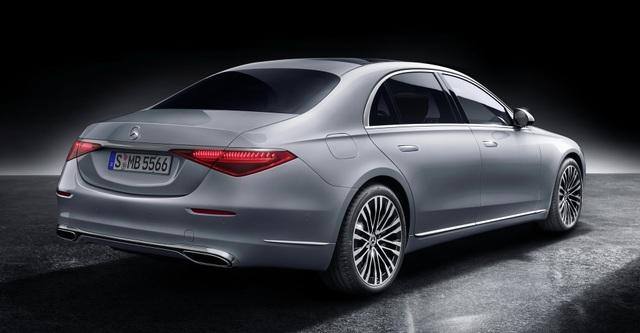 So sánh Mercedes-Benz S-Class 2021 và thế hệ cũ - 8