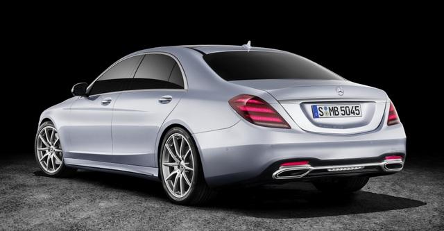 So sánh Mercedes-Benz S-Class 2021 và thế hệ cũ - 9