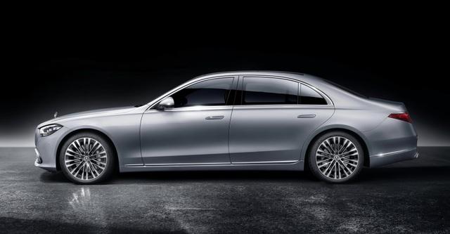 So sánh Mercedes-Benz S-Class 2021 và thế hệ cũ - 18