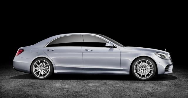 So sánh Mercedes-Benz S-Class 2021 và thế hệ cũ - 19