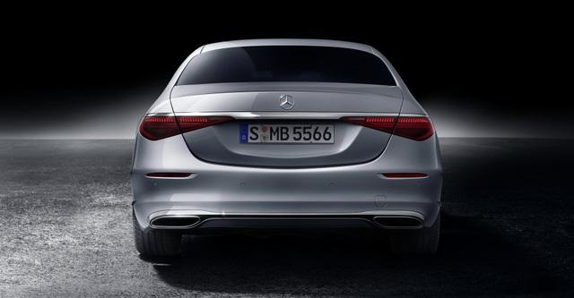So sánh Mercedes-Benz S-Class 2021 và thế hệ cũ - 10