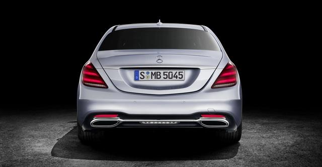 So sánh Mercedes-Benz S-Class 2021 và thế hệ cũ - 11