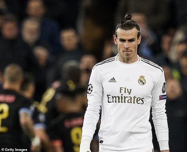 """Man Utd bất ngờ muốn nhảy vào """"giải cứu"""" Gareth Bale - 1"""