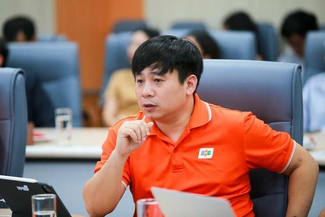 FPT bổ nhiệm Giám đốc công nghệ mới - 2