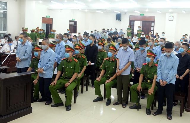 Tòa tuyên tử hình 2 bị cáo trong vụ án ở Đồng Tâm - 1