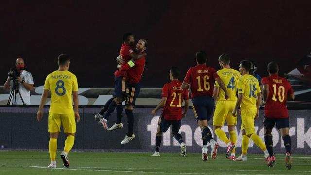 Sergio Ramos và Ansu Fati cùng lập kỷ lục khó tin ở đội tuyển quốc gia - 4