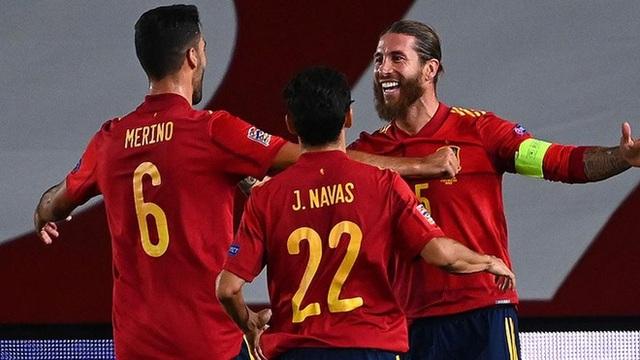 Sergio Ramos và Ansu Fati cùng lập kỷ lục khó tin ở đội tuyển quốc gia - 2