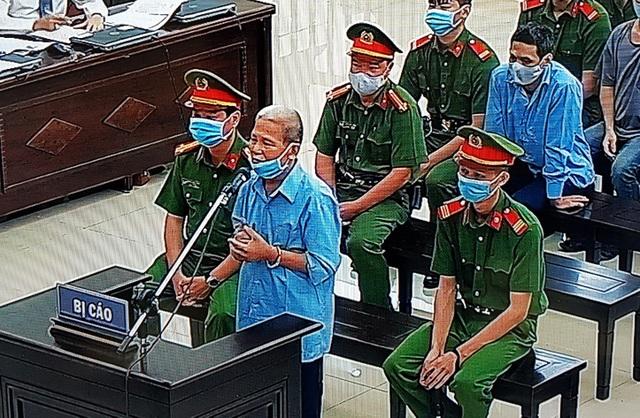 Xét xử vụ án ở Đồng Tâm: Bị cáo xin lỗi gia đình 3 chiến sĩ công an hy sinh - 2