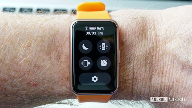 Huawei ra mắt đồng hồ giống Apple Watch tại IFA 2020 - 2