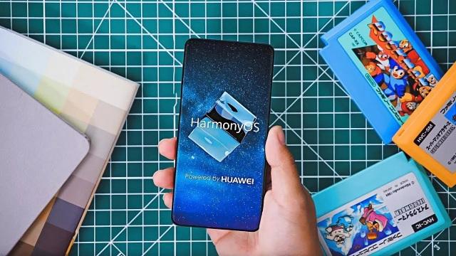 Huawei tiết lộ thời điểm ra mắt smartphone chạy nền tảng HarmonyOS - 1