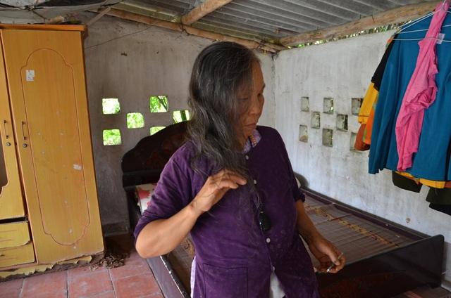 Đau nhói lòng cảnh người mẹ bán ruộng, bán cả mái tóc của mình để cứu con - 3