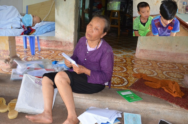 Đau nhói lòng cảnh người mẹ bán ruộng, bán cả mái tóc của mình để cứu con - 6